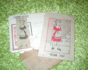 Vintage Blondie Doll Pattern