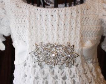 Ava / Blessing / Christening Dress / Christening Gown / Baptism / Confirmation / Blessing Dress