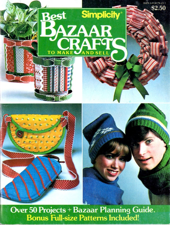 Items similar to free shipping best bazaar crafts to make for Best bazaar crafts to make and sell