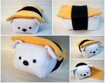 Tamago Egg Sushi Pup Large