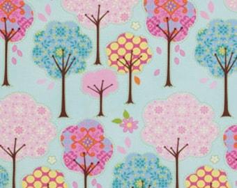 Pretty Little Things by Dena Designs,  Trees in Blue , yard