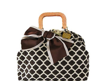 BEBE CARPETBAG no. 45,SALE was 298. reduced to 225.