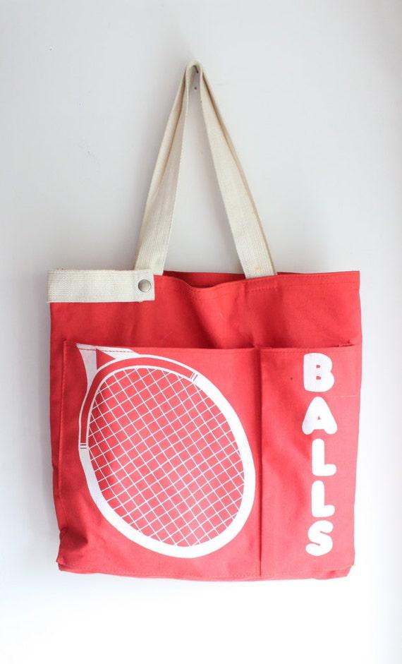 Tennis Bag Tote