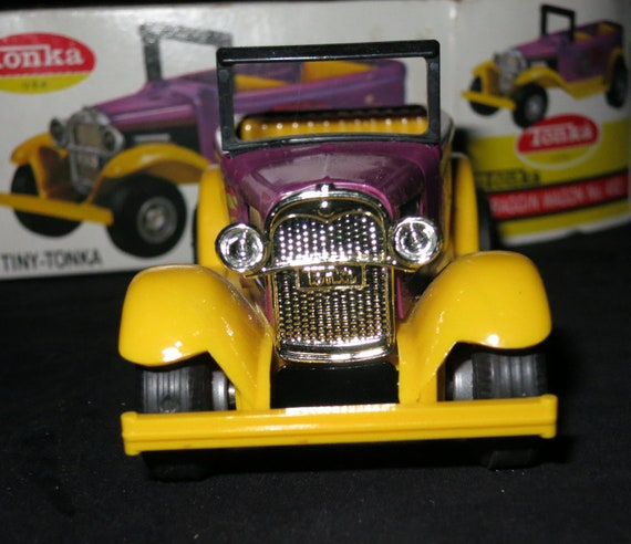 Vintage Tiny Tonka Draggin Wagon No. 452