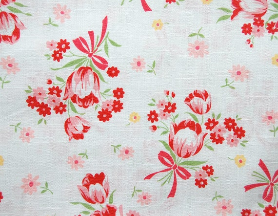 Lecien Tulips Print Fat Quarter