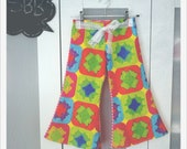 RESERVED sbb 1970's flare Pants  size 3-4
