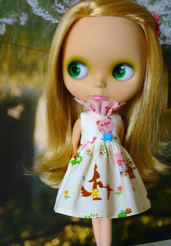 Blythe Babydoll Dress