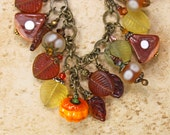 The Pathway Home Thanksgiving Necklace
