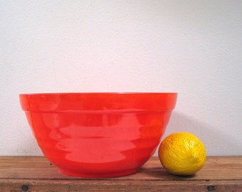 Vintage Bowl Nothing But Orange