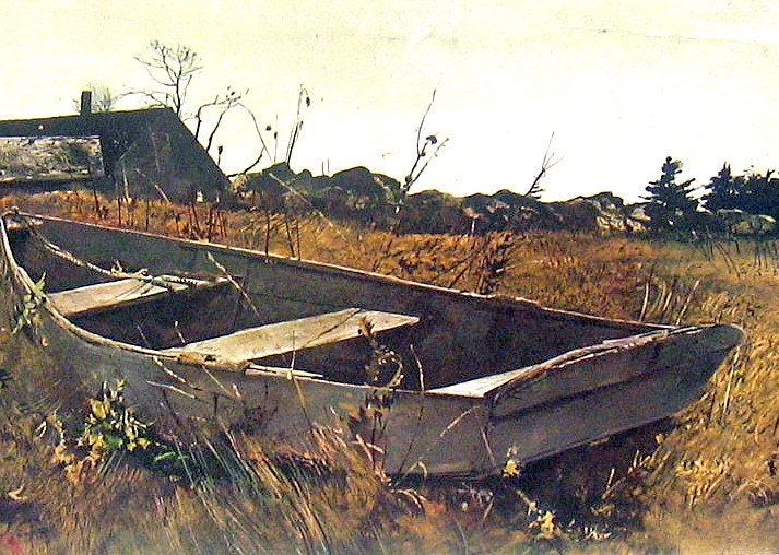 Andrew Wyeth S Painting Method