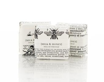 Shea Butter Soap - Milk & Honey