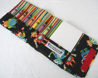 Crayon Wallet - Robots
