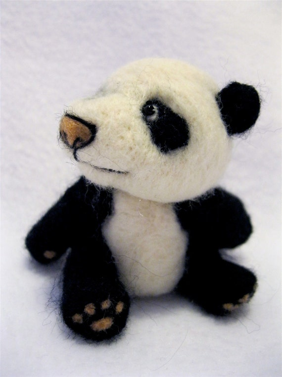 Bingo the Itty Panda