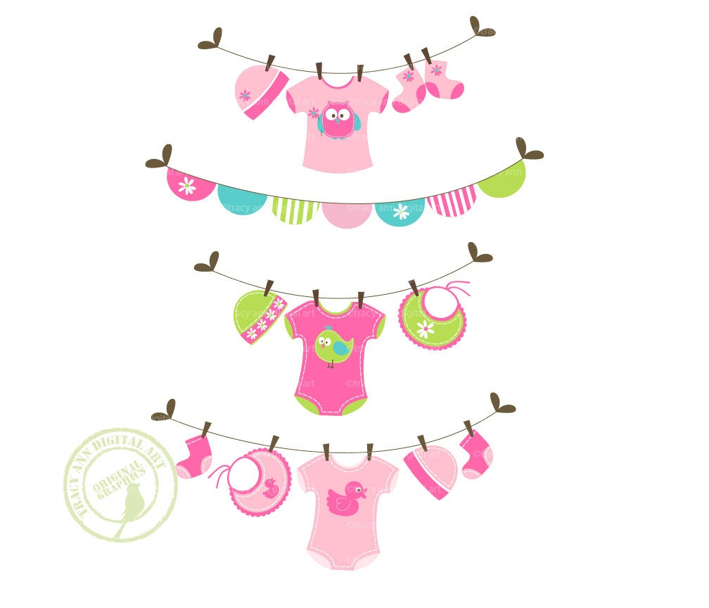 baby clothes clipart free - photo #23