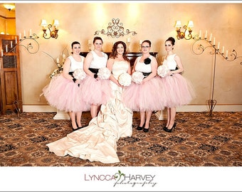 Bridesmaid Dress Skirt Bridesmaid Separates Bridesmaid Tutu Skirt Bridesmaid Tulle Skirt Adult Pink Tutu Wedding Dress Vintage Pink Skirt