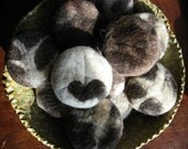 Natural Felted Soap - Alpaca + Sheep Wool - US Shipping INCLUDED - Your choice of Scent