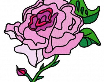Machine Embroidery Design from Letzrock  2409