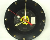 """GUNS N' ROSES Don't Cry - Recycled Record Clock 7"""" 45rpm"""