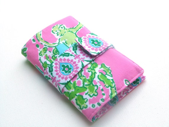 Neat and Discreet Wallet Monkey Trouble