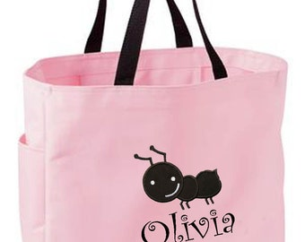 FUN TOTE Picnic Ant Personalized FREE