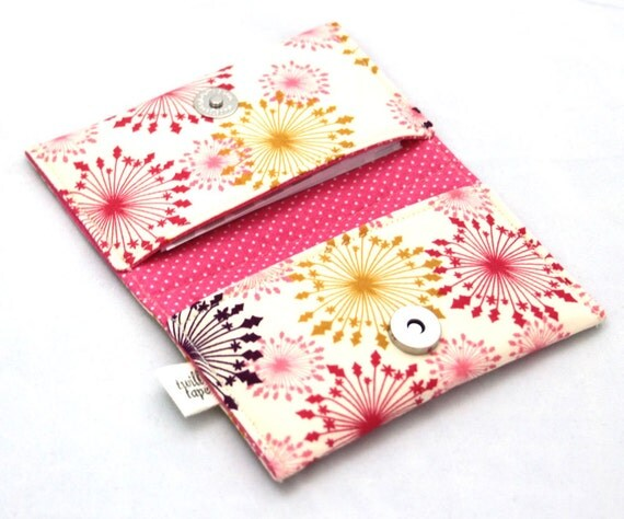 Endless Dream Shine Card Case- business card holder, credit card case, wallet, id case