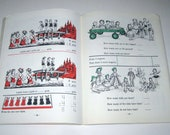 Making Sure of Arithmetic Vintage 1950s Unused School Workbook for Children Illustrated by Milo Winter