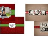 2012 Holiday Card Templates