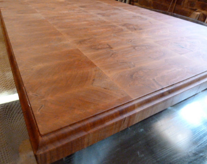 thick cherry butcher block top