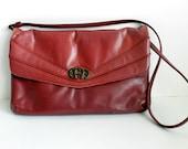 Vintage 1970s ETIENNE AIGNER Leather Handbag