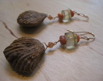 Insouciant Studios Shelldance Earrings