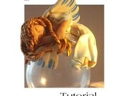 Polymer clay Angel Tutorial