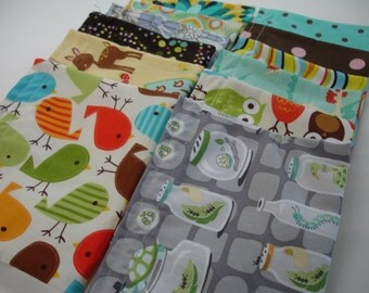 Value Pack 12 Reusable Snack Bags