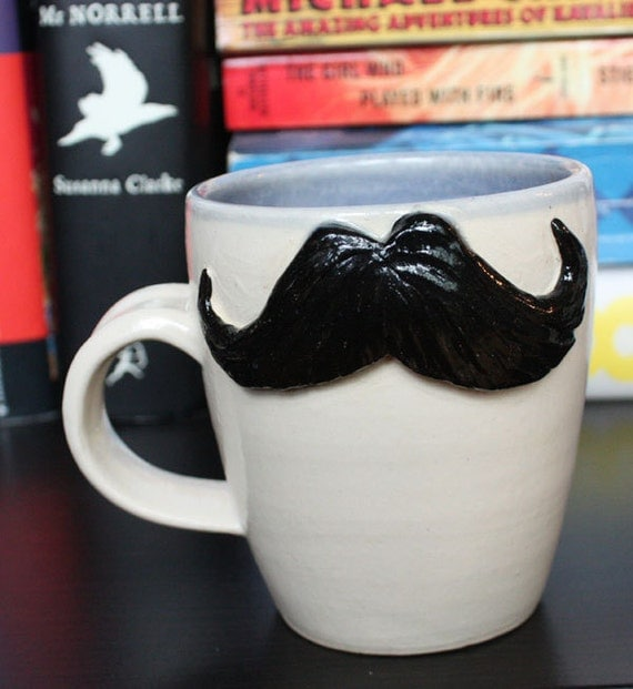 Mustache Mug - Imperial - Made to Order
