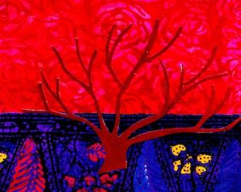 Tree of Life Series, Card No. 6