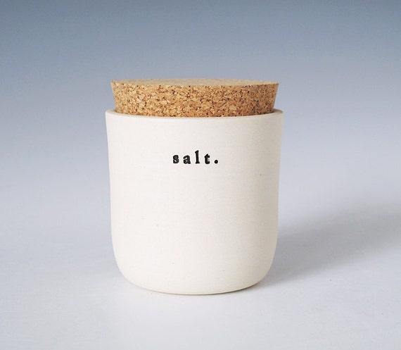 salt jar.