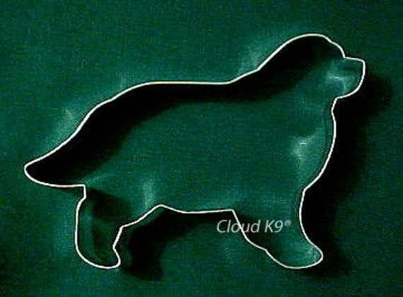 Bernese Mountain DOG COOKIE CUTTER for Dog Biscuits, Dog Treats, Crafts, Birthday Cookies ( Hand Soldered for Extra Quality ) Berner
