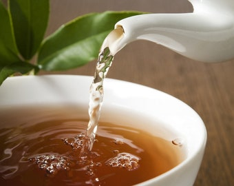 Tea Teabags 50 Cranberry/ Orange Hand Blended white tea in teabags