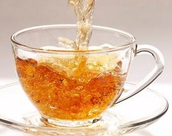 Tea Teabags 25 Citrus White Hand Blended white tea low caffeine tea in teabags