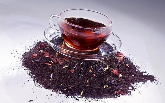 Tea Loose Tea Sampler 25 blends of Hand Blended loose leaf tea 1 ounce of each