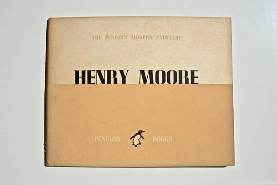 1943 Henry Moore Penguin Modern Masters