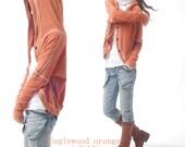 Secret Sunshine - woolen cardigan (Y1218)