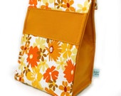 Eco Insulated Lunch Bag Back to School
