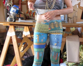 Wonderboy Leggings