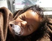 OOAK Realistic AA / Ethnic  Newborn Reborn Baby Girl for Sale -  Sold out Addie kit - Lifelike Biracial Reborn Baby