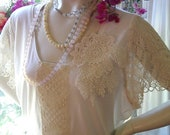 romantic lace fall fashion french flapper top plus size tank top lace shirt blouse summer sale 3X