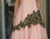CUSTOM ORDER for ladyastor1955 Mini Petals Dress