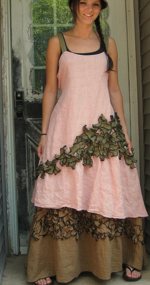 Mini Petals Dress