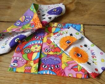 3 Piece Childrens Lunch Bag Set - Eco Cloth
