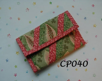 Quilted Coin Purse (CP040)