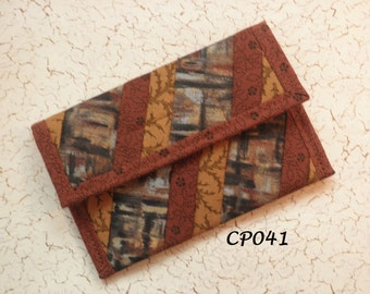 Quilted Coin Purse (CP041)